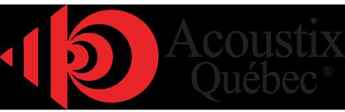 Logo Acoustix Québec